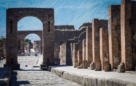 riapertura pompei
