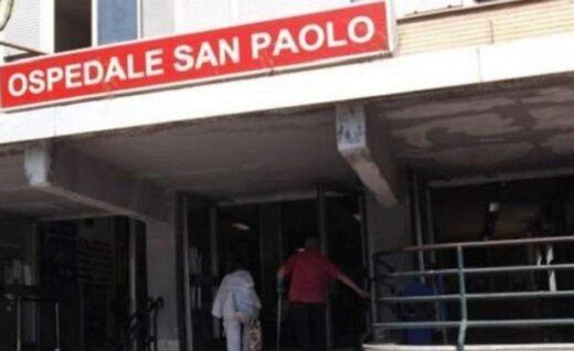 Coronavirus Ospedale San Paolo