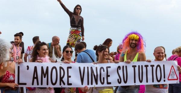Gay Pride Napoli