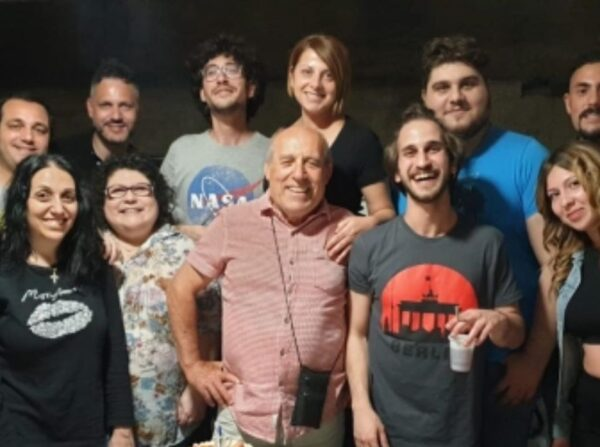 calogero cantone diploma 66 anni