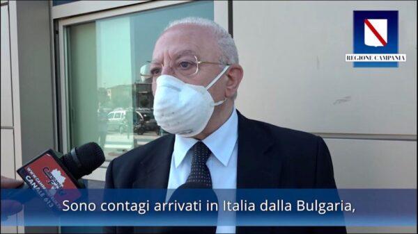 de luca bulgaria