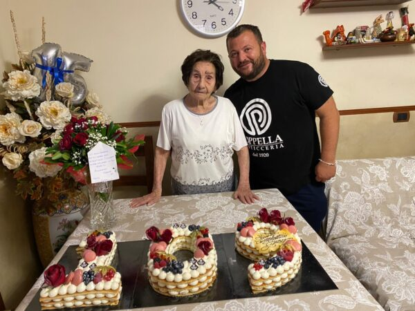 giuseppe salerno 109 anni