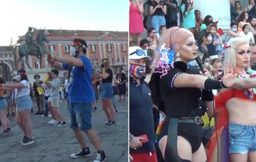 napoli gay pride 2020