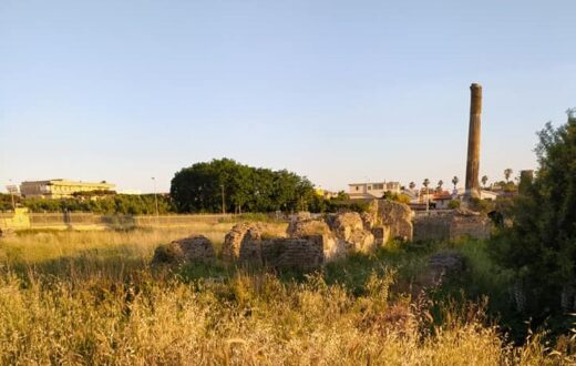 parco archeologico di liternum