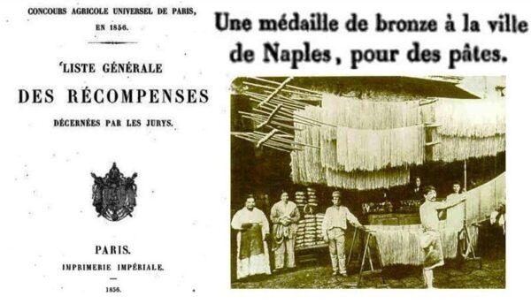 primato pasta napoli 1856