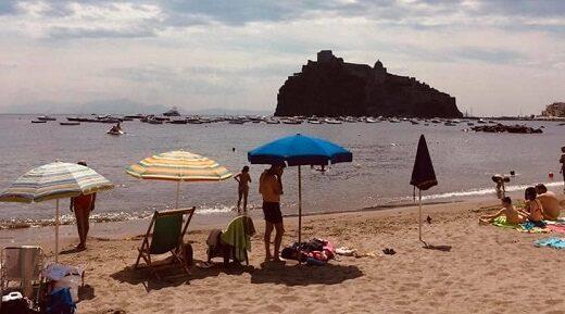 Ischia ombrelloni disabili