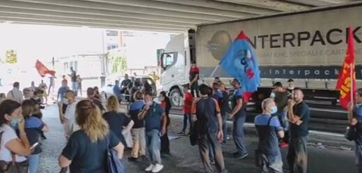 Whirlpool sciopero
