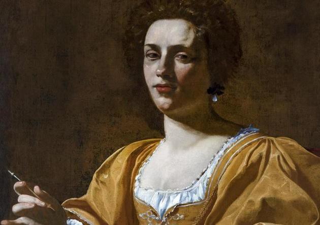 Chi è Artemisia Gentileschi, la pittrice del doodle di Google: legata a ...