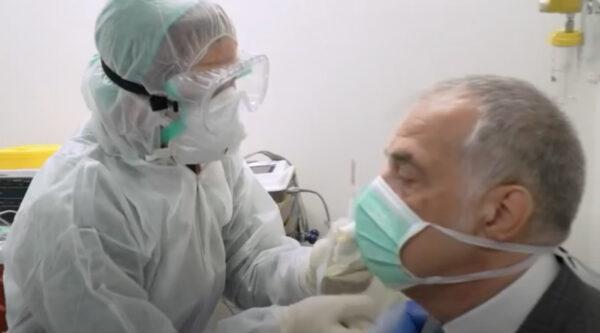 Bollettino Coronavirus a Napoli