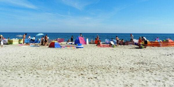 mamma spiaggia