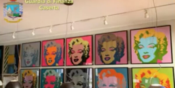 sequestro warhol