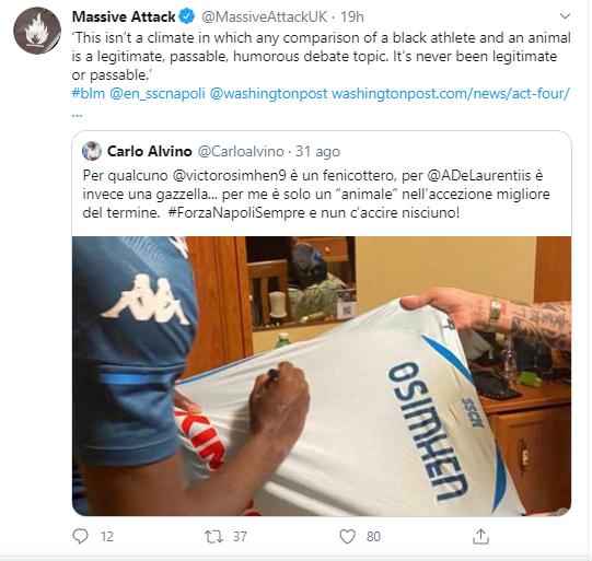 tweet massive attack