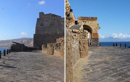 Giornate Europee del Patrimonio 2020 Castel dell Ovo