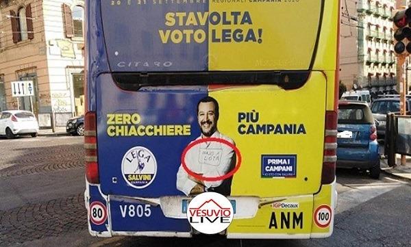 Salvini autobus