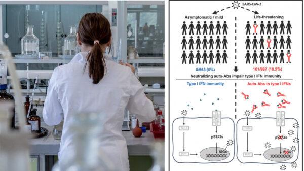 anomalia genetica covid coronavirus cnr napoli