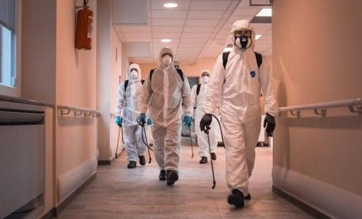 coronavirus infermieri tute