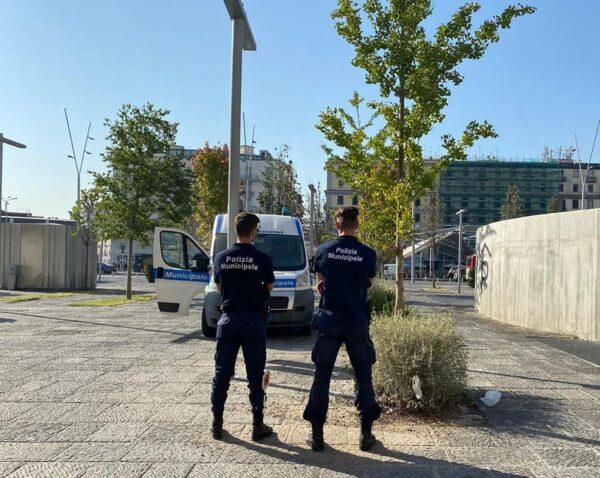 covid polizia municipale