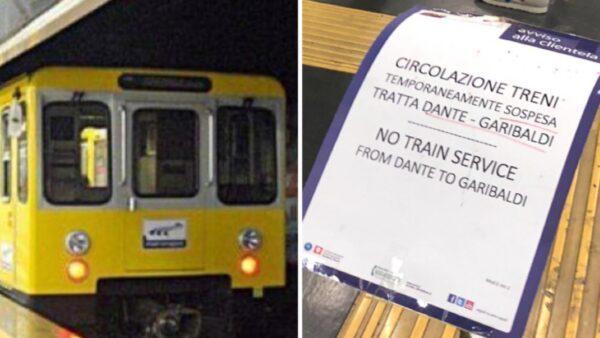 metro limita linea