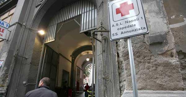aggressione ospedale annunziata