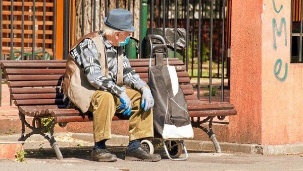 covid anziani