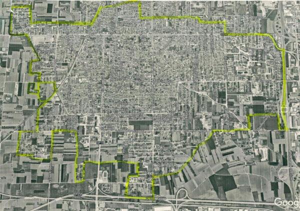 marcianise zona urbana