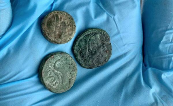 monete paestum