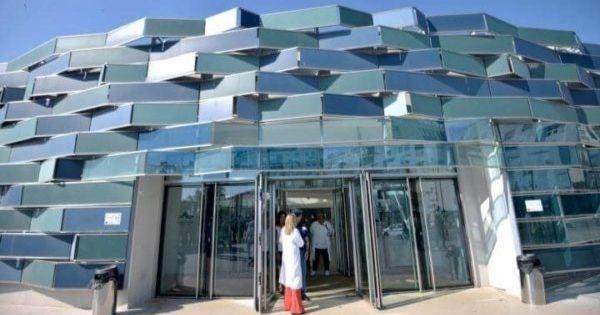 ospedale del Mare covid