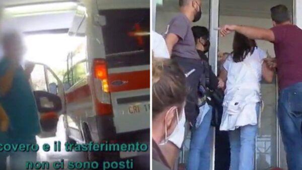 ospedali Napoli tamponi