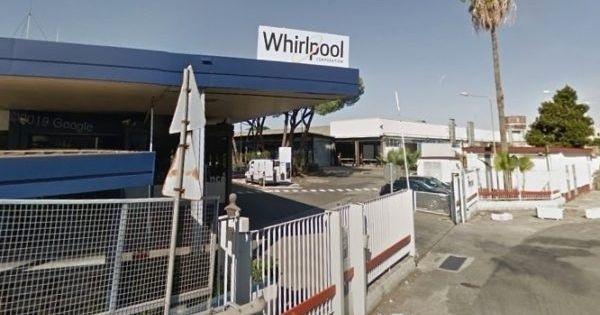 whirlpool licenziamenti