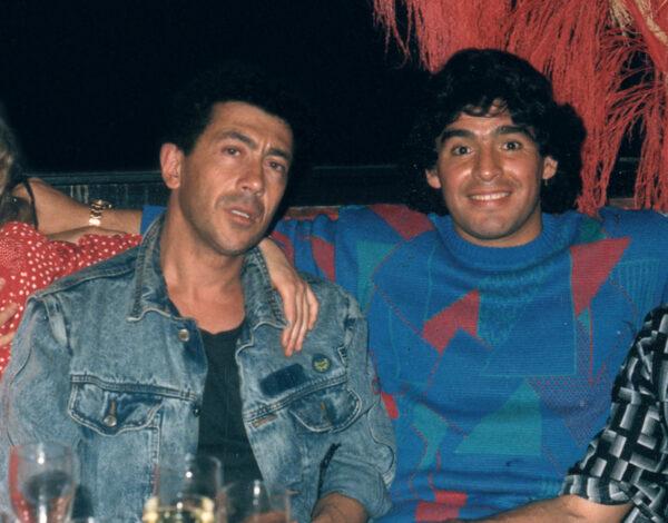 Maradona bennato