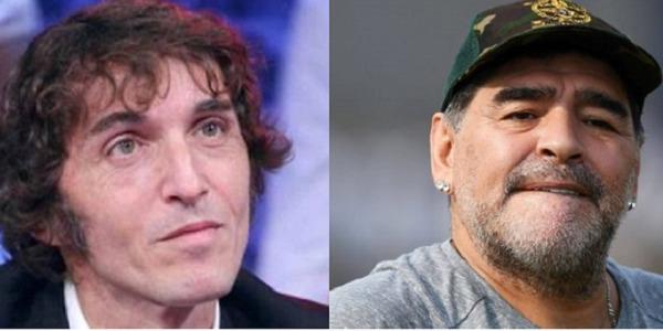 Maradona, 'La zanzara': la spiegazione di Cruciani