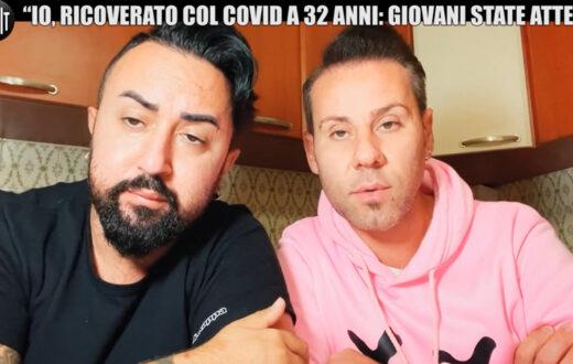 Gianni e Ciro Coronavirus