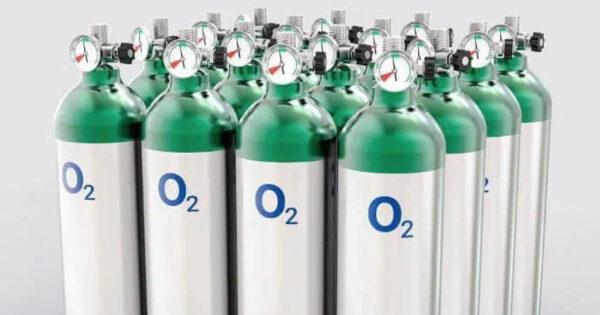 campania bombole ossigeno