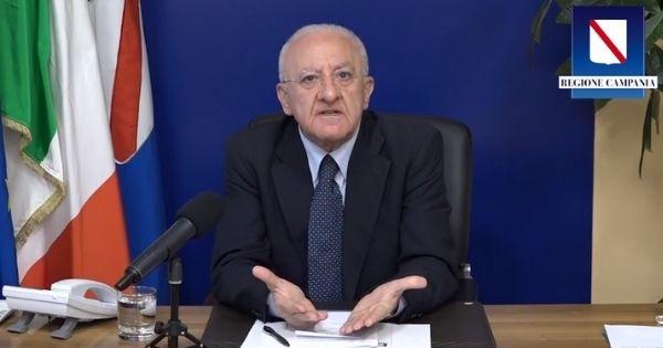 Covid Campania, 2.780 nuovi casi e 40 morti: il bollettino del 4 marzo 2021