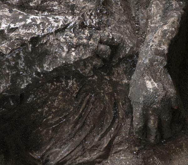 scoperta pompei dettaglio