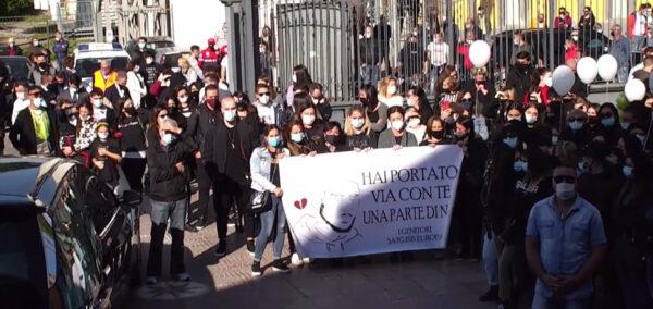 funerale Simone Frascogna