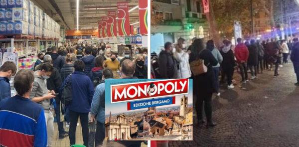 monopoly bergamo fila