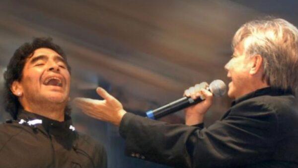 cantanti napoletani maradona