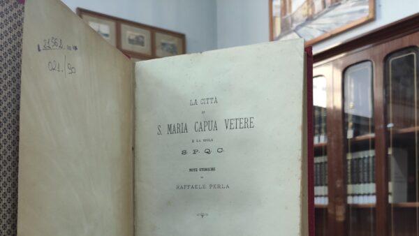 Biblioteca Comunale Santa Maria Capua Vetere