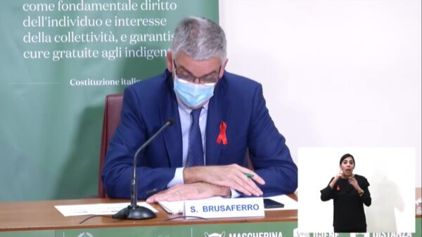 Brusaferro: