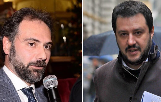 catello maresca matteo salvini