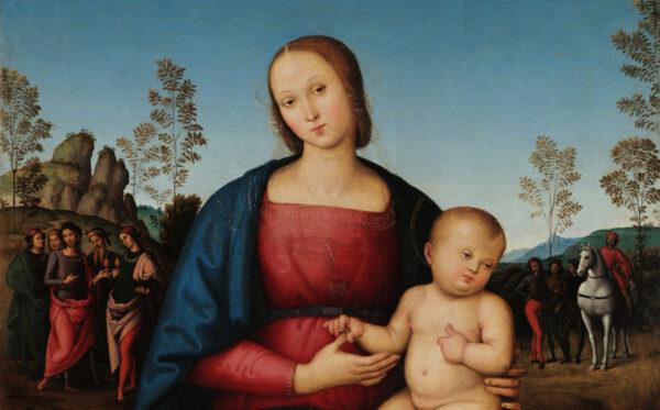madonna - Perugino