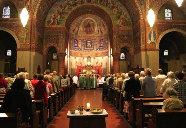 messa chiesa