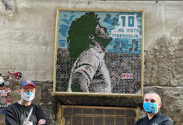 maradona parigi pixel