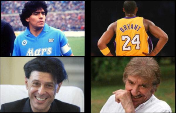 personaggi famosi morti nel 2020