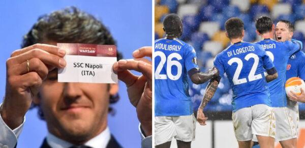 sorteggi europa league napoli