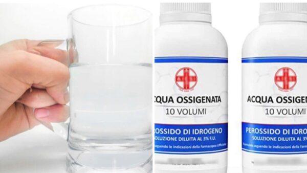 acqua ossigenata covid