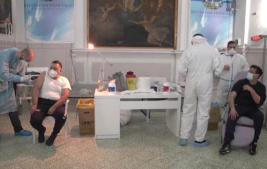 vaccinazioni Oasi San Francesco Castellammare