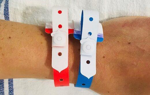 braccialetto ospedale