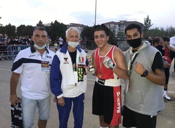 luigi di somma boxing club castellammare